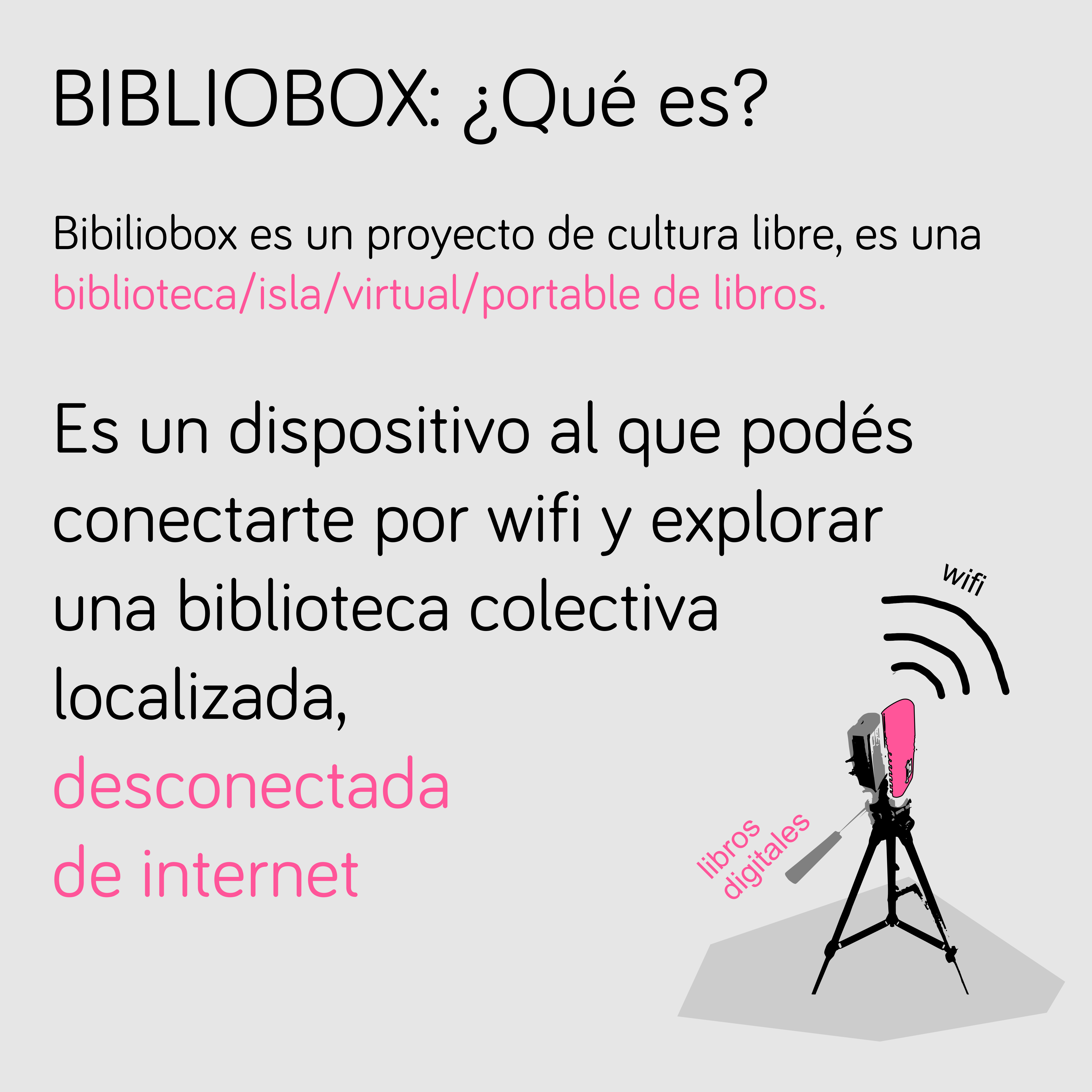 una bibliobox feliz :)